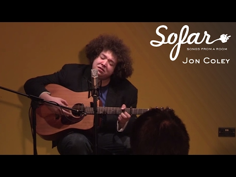Jon Coley - You Can't Make It Rain | Sofar...