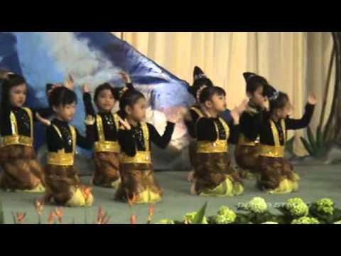 Tk Islam Al-azhar 3 Cirebon - Tari Bungong Jeumpa video