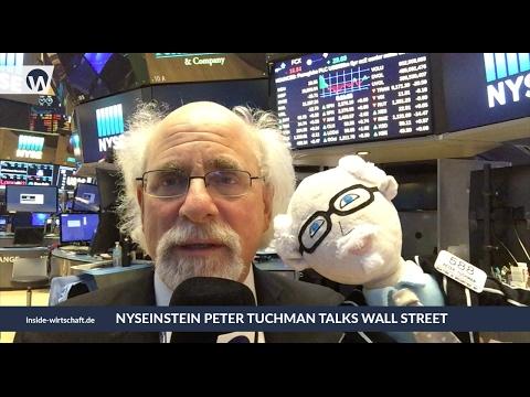 """NYSEinstein: """"Der Markt antwortet positiv auf die vielen negativen Schlagzeilen"""""""