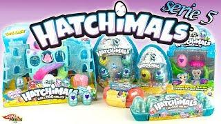 Nouveau Hatchimals Mermal Magic Ultra Rare Serie 5 Sirènes Jouet Toy Review Spin Master