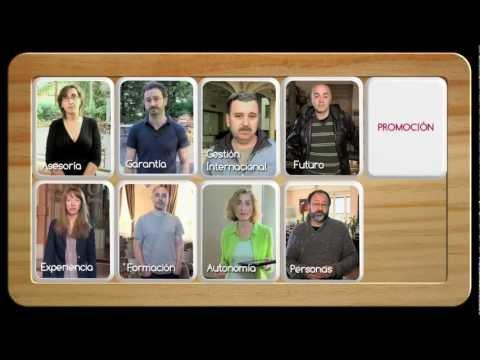 Los creadores audiovisuales con la SGAE