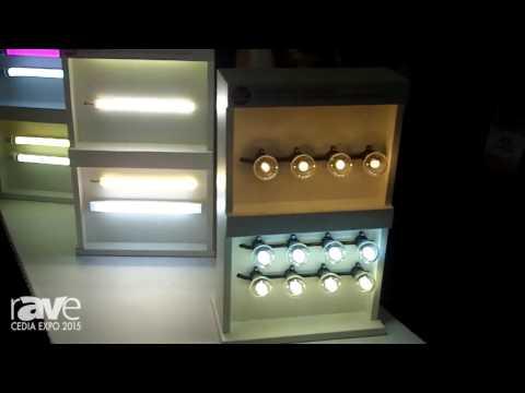CEDIA 2015: BL Innovative Lighting Displays New LED, Customizable Lights