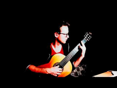 Lord Of The Rings medley on guitar by Rick Lammers