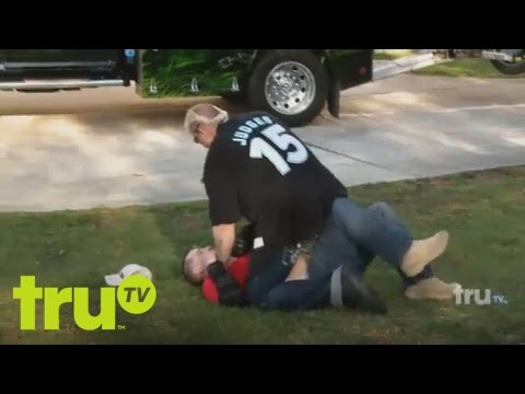 Lizard Lick Towing - A Knife Fight