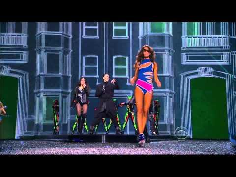 Download Lagu Black Eyed Peas   Boom Boom Pow Victoria's Secret Fashion Show) MP3 Free
