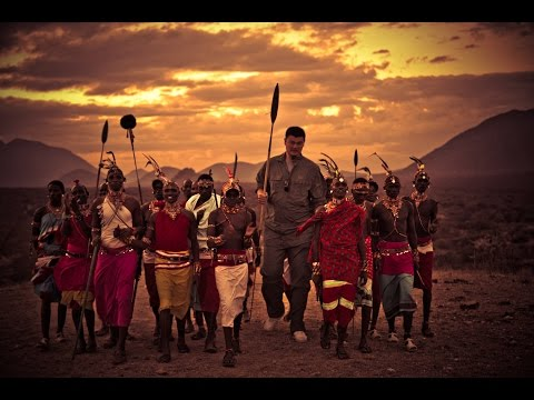 'The End of the Wild' Trailer feat. Yao Ming
