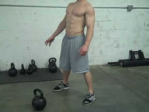 BUILD MUSCLE - Omaha Strength Training - Kettlebell Complex Image 1