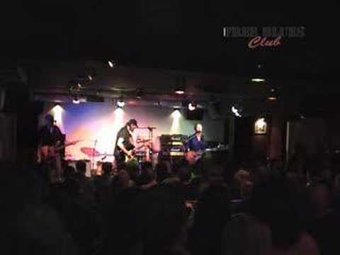 Free Blues Club - 'Clem' Clempson&Hamburg Blues Band