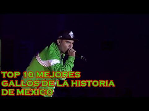 TOP 10: MEJORES GALLOS DE LA HISTORIA DE MEXICO #1