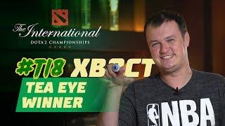 Tea Eye Winner: XBOCT мошнит и отвечает на вопросы о Dota 2