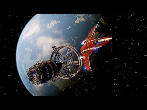 TOP 10 Really COOL SPACE GAMES of 2017 & Beyond