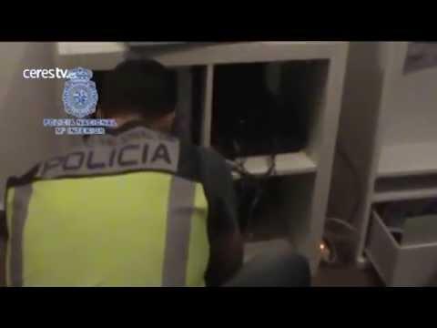 Detenidas 29 personas en una red de prostitución que ofrecía a niñas de 14 a 17 años