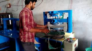 Paper Plate And Paper Cup Making Machines By AVR Small Scale Industries, Hyderabad