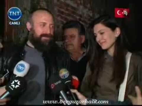 Bergüzar Korel & Halit Ergenç - TNT