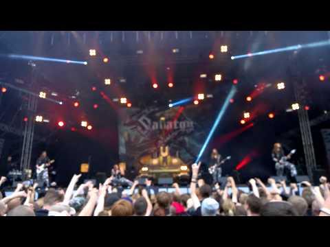Sabaton - Night Witches Live @ Tuska Open Air, Helsinki 26.6.2015