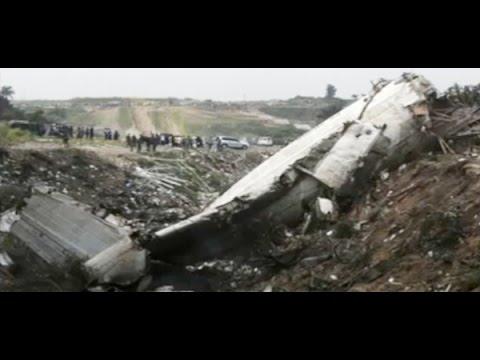 118 Tewas, Pesawat Air Algerie Jatuh di Mali - Afrika Barat
