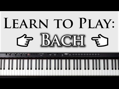 Бах Иоганн Себастьян - Learnin
