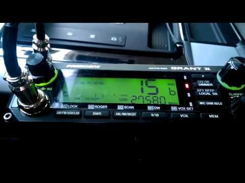 CB RADIO DX SKIP    3OD002 Brazil