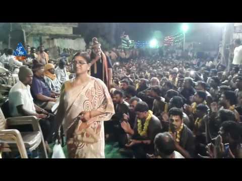 Ayyappa Swamy Telugu Devotional Songs Jukebox || Dappu Srinu Ayyappa Bhajanalu 2016
