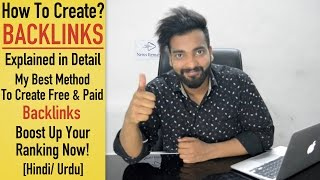 How To Create Backlinks | My Best Methods [Hindi]
