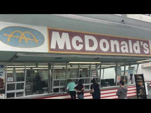Visitamos el Primer McDonald's del Mundo