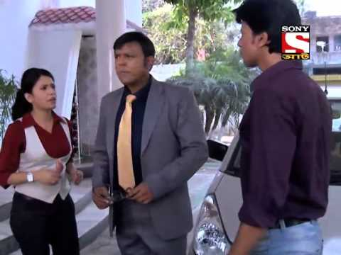 cid kolkata bureau bengali mrityu magic episode 41