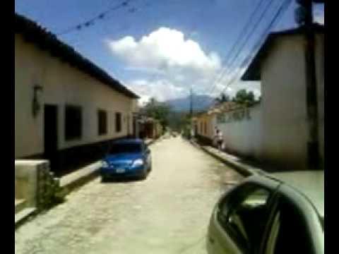 Calle Principal, Ciudad de Gracias, Lempira, Honduras
