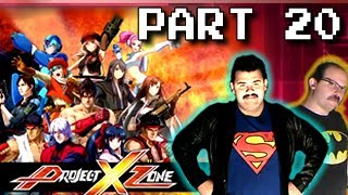 Project X - Project X Zone (Chapter 15) The Gain Ground System