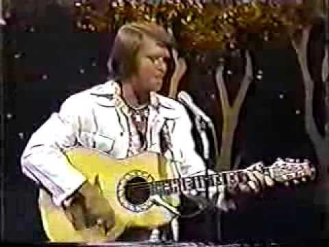 Glen Campbell Rhinestone Cowboy-Johnny Carson