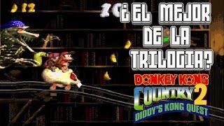 Donkey Kong Country 2: ¿El Mejor de la Trilogía? | Pepe el Mago