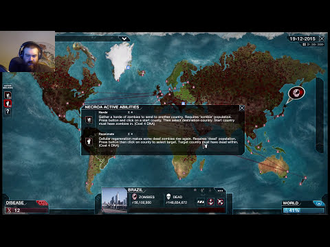 Plague Inc. Evolved - Necroa Virus [Zombies!]
