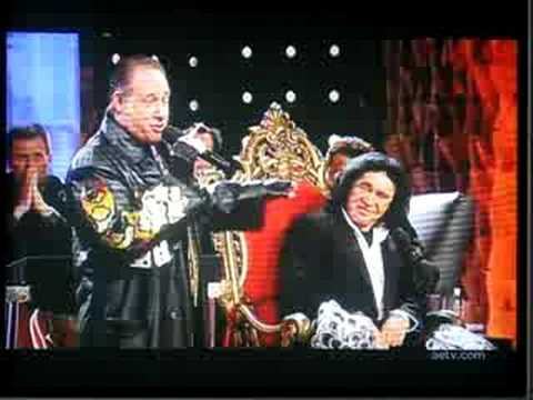 Gene Simmons Roast-8 Andrew Dice Clay Video