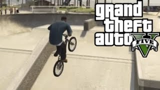 Cooking | ★ GTA 5 Skatepark BMX Bike Location Gameplay | ★ GTA 5 Skatepark BMX Bike Location Gameplay