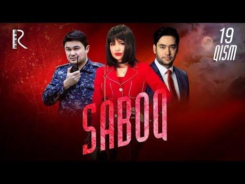 Saboq (o'zbek serial)   Сабок (узбек сериал) 19-qism