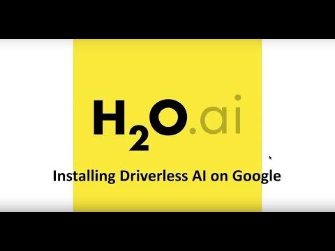 Installing Driverless AI On Google Cloud Platform (GCP)