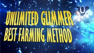 "Destiny - Unlimited Glimmer ""Best Farming Method"" Exclusion Zone"