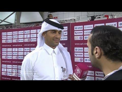 لخويا 3-3 العربي ( لقاء مع المنسق الإعلامي )