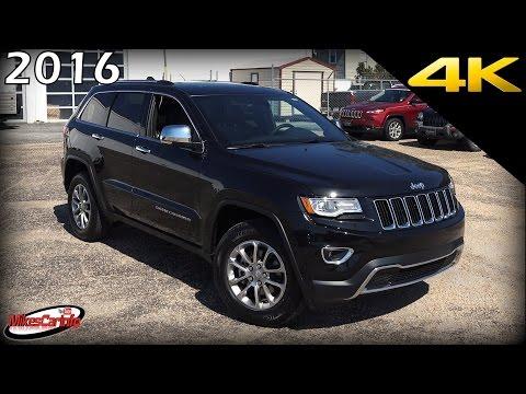2016 Jeep Grand Cherokee Limited - Ultimate In-Depth Look in 4K