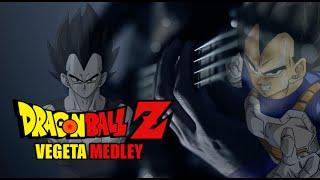 Dragon Ball Z - Vegeta Guitar Medley
