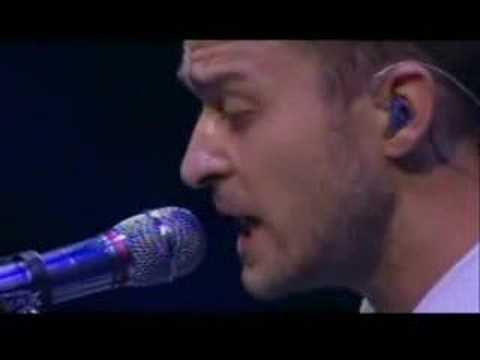 Justin Timberlake Ft.britney Spears - Till The End Of Time(live) video