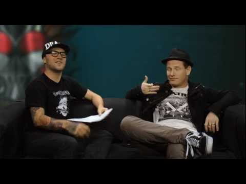The Lowdown Ep 1 with Scuzz TV - Corey Taylor, Bruce Dickinson & Hacktivist