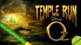Temple Run_ Oz Android Game Gameplay! 2013