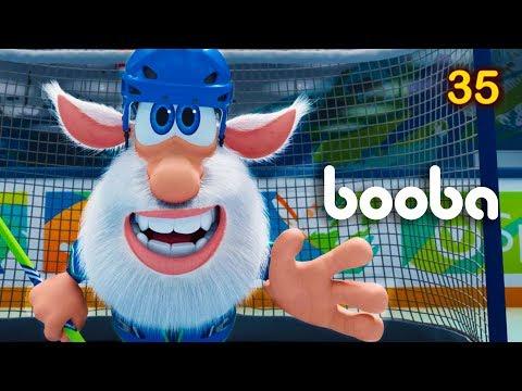 Booba - Hockey ❄️ New Episode 35 ❄️ Funny cartoons for kids - Kedoo ToonsTV