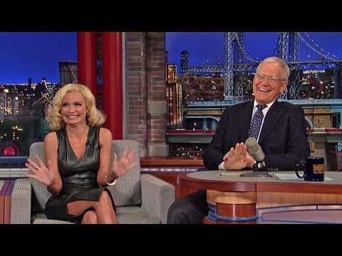 Kristin Chenoweth - Cruises and Ménière's Disease - 2014