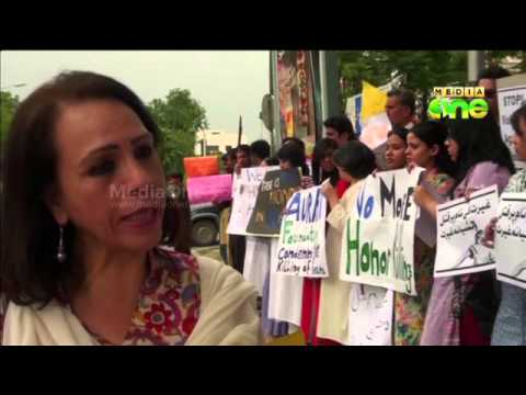 Stoning: hundreds protest in Pakistan