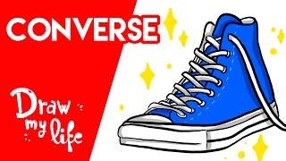 Iman Pengkoleksi Sepatu Converse
