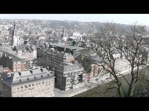 The Citadel of Namur, Belgium