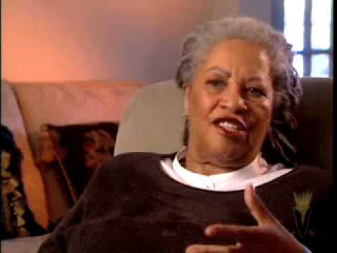 Challenges as a Female Writer - Toni Morrison