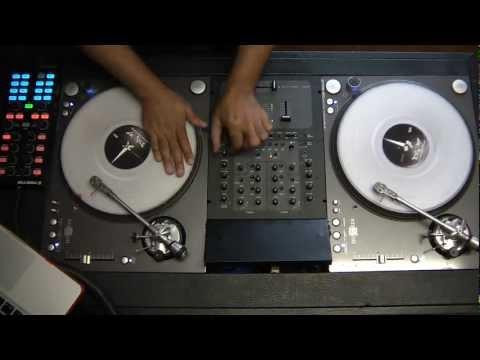 DJ K Old School R&B n HipHop Mix - December 2012