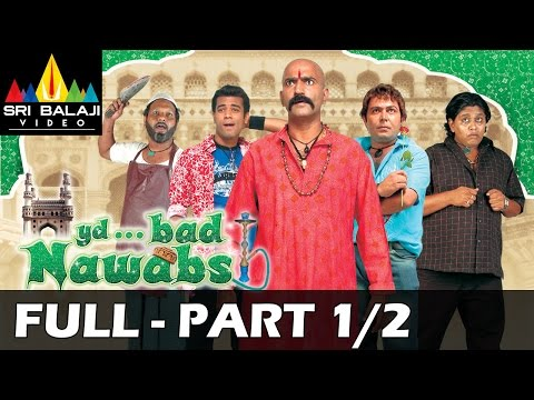 Hyderabad Nawabs Full Movie || Part 12 || Aziz Nasar Masti Ali...